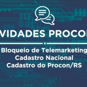 Bloqueio Telemarketing